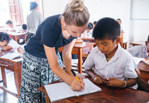 Study Abroad Scholarship for Teacher Education Students