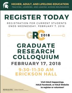GRC Registration