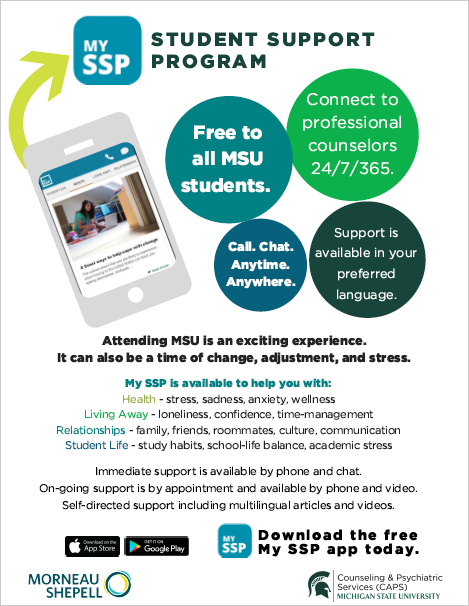 Student Support Program