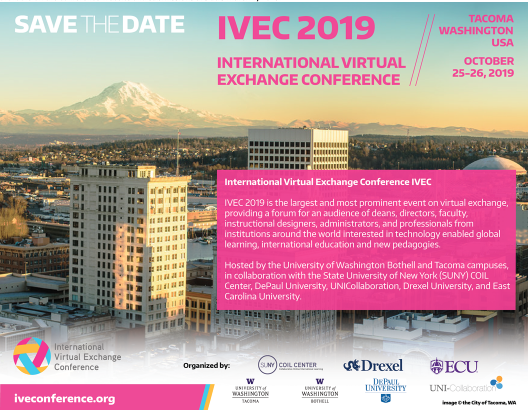 Call for Proposals: International Virtual Exchange Conference