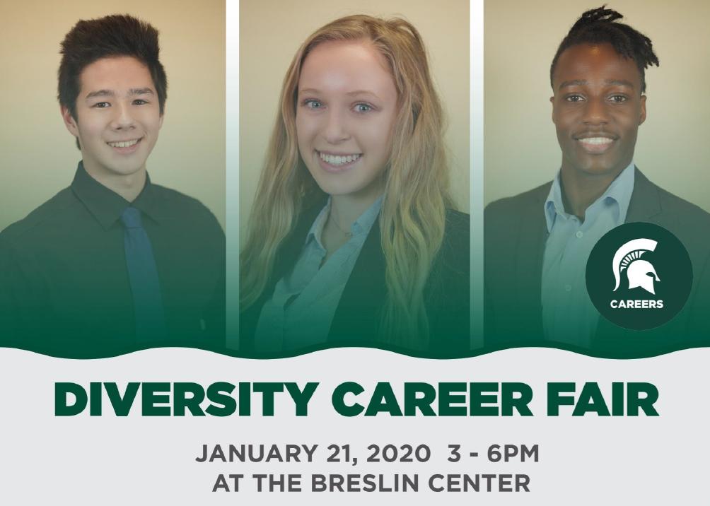 Diversity Career Fair – Open to All Majors