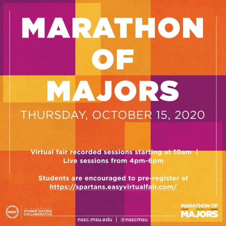 Marathon of Majors poster