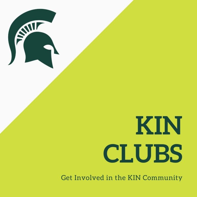 KIN Clubs: get involved in the KIN community