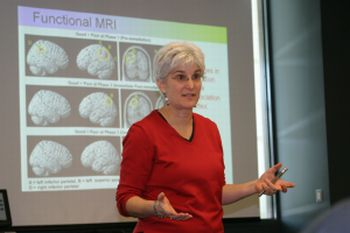 Mapping a new landscape: School psychology professor bridges neuroscience and education