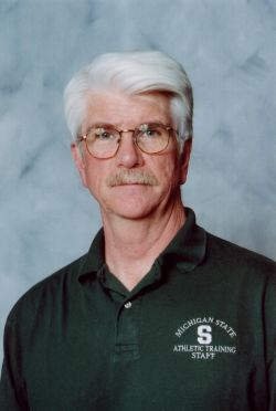 John Powell wins award for service in college athletic training