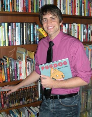 Alumnus wins internationally competitive grant for children's literature research