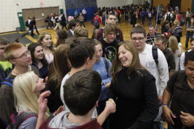 Traverse City teacher Juleen Jenkins-Whall receives Milken Educator Award