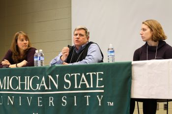 Sport and exercise psychology symposium held at MSU