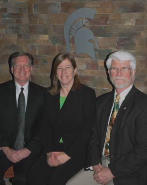 Three kinesiology faculty receive awards