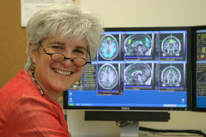 Fine wins national award for brain research