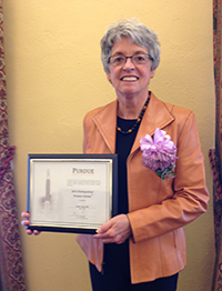 Ames named distinguished scholar at Purdue
