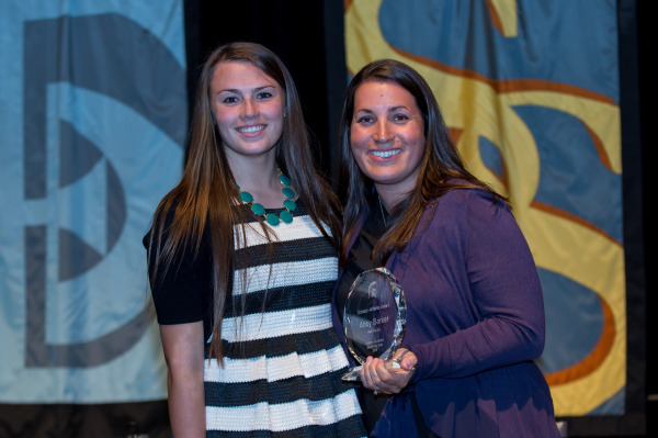 Kinesiology students honored with Scholar-Athlete Awards