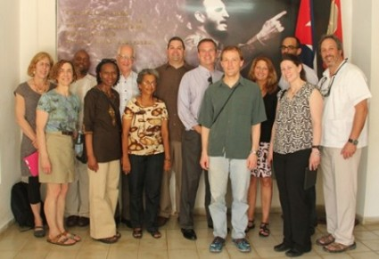 Faculty explores education system in Cuba