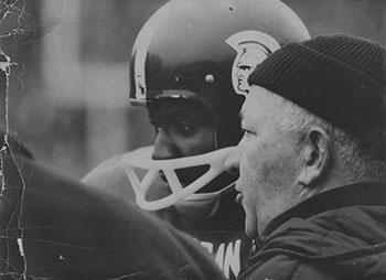 Homecoming: Meet MSU's first starting black quarterback