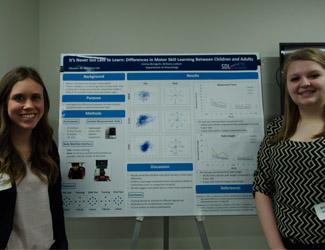 Undergraduates win awards at MSU research fair
