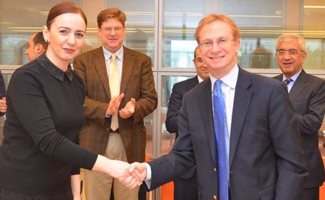 MSU to help train school leaders in Azerbaijan