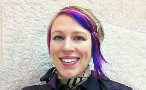 Alumna named Michigan Art Teacher of the Year