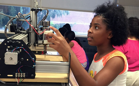 Calabrese Barton explores makerspaces as WT Grant Foundation Distinguished Fellow