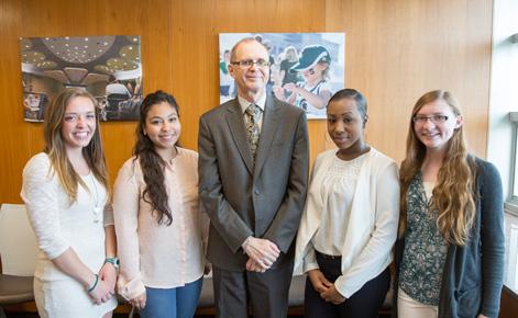 Undergraduates awarded study abroad scholarships