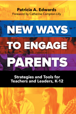 New Ways to Engage Parents book cover