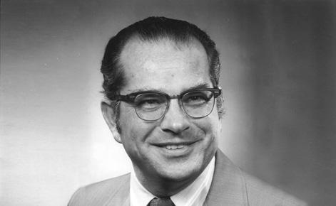 Remembering professor, alumnus Glenn Berkheimer