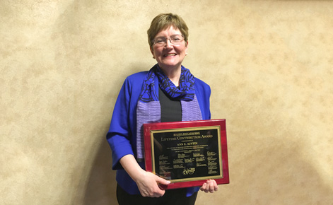 Austin honored for international work in higher education