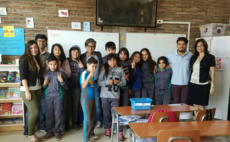 Partnership with Chile: How TRUST can transform math teaching