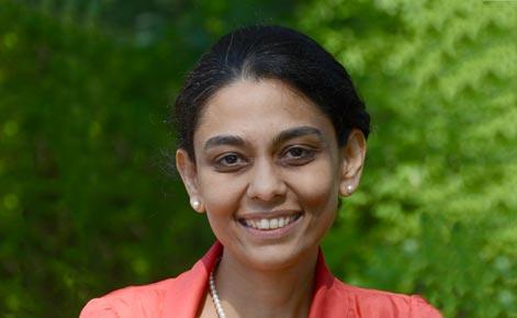 Amita Chudgar Headshot