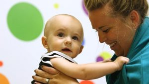 Treadmills and tummy time: Research helps boost baby motor skills