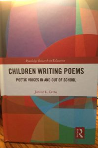 Children Writing Poems cover
