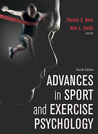 Advances in Sport and Exercise Psychology book cover