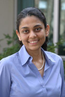 IEA honors Amita Chudgar for research paper